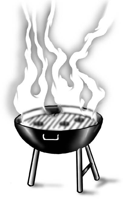Barbecue clipart bbq smoke Clipart clipart clip art bbq