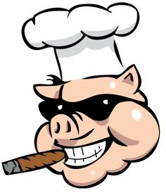 Barbecue clipart bbq smoke Pig paleo sauce co Our