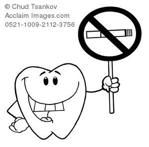 No Smoking clipart black and white Illustration and Smoking No Holding