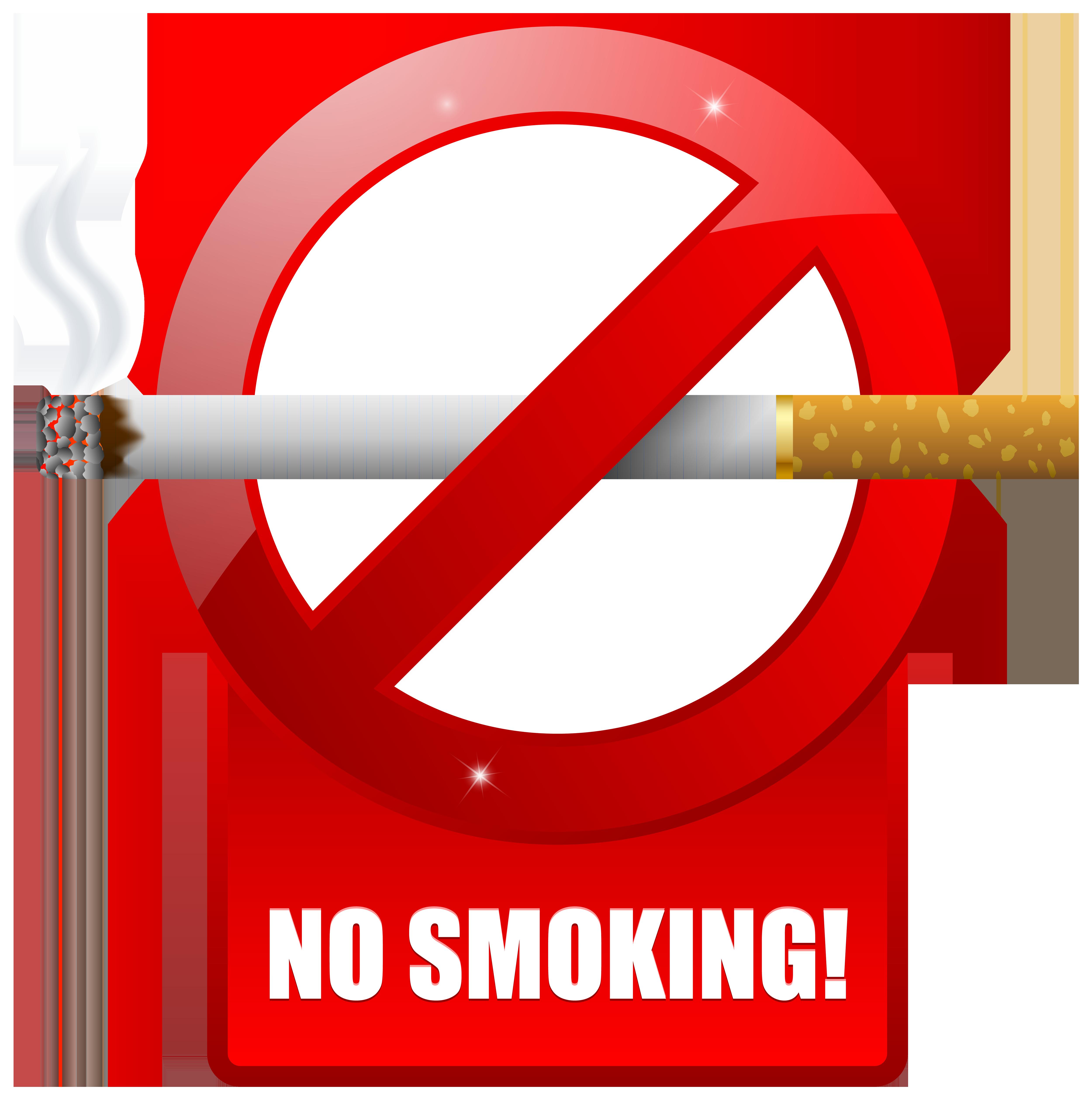 No Smoking clipart car PNG Sign Warning Smoking Best