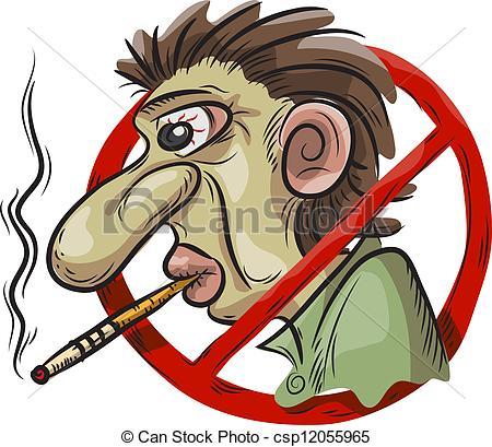 No Smoking clipart cartoon Of cartoon Clip illustration No