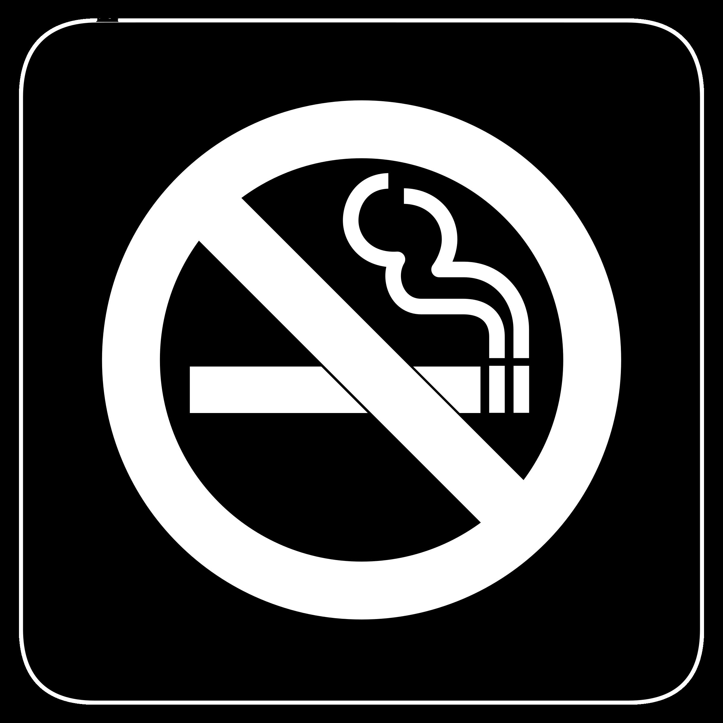 No Smoking clipart circle Aiga smoking smoking no bg