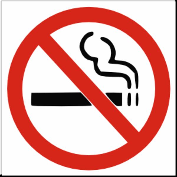 No Smoking clipart circle At  Clker Smoking image