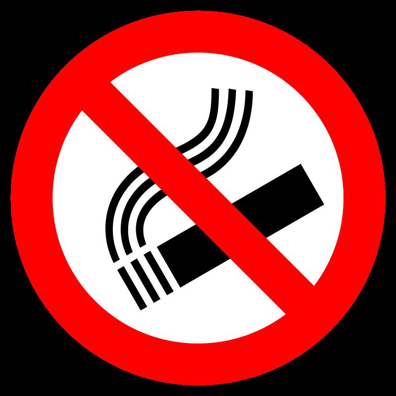 No Smoking clipart circle Clip Fumo Download Di No