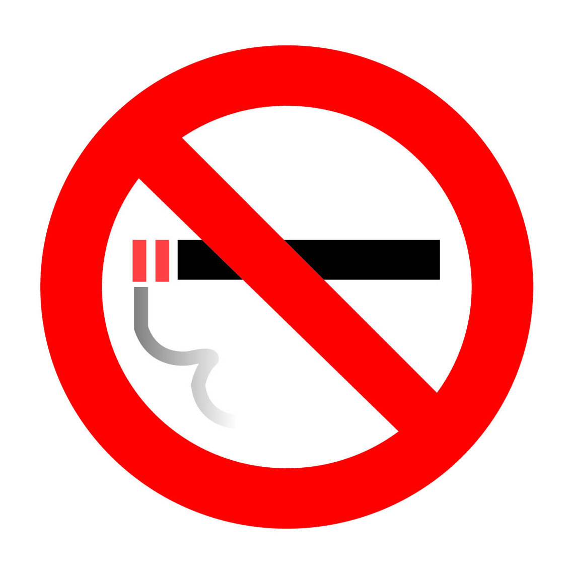 No Smoking clipart don t Clipart smoking of smoke Dont