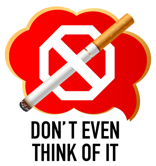 No Smoking clipart don t Icon think Don't Icons smoking