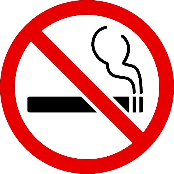 No Smoking clipart kid Clip Sign vector Sign