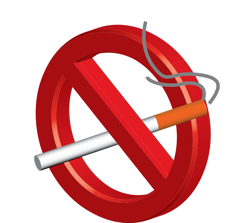 Smoking clipart transparent Pics clipart smoking no of