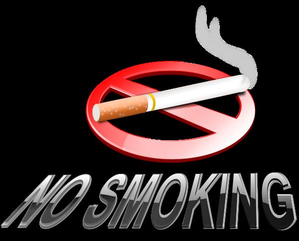 No Smoking clipart kid 3d 3d kid smoking clipart