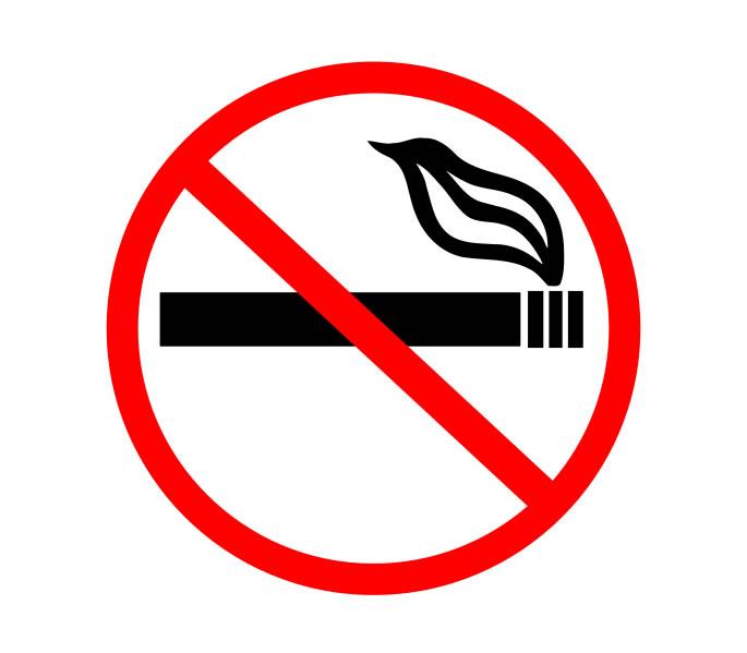 No Smoking clipart non Smoking Exclusively Bed Art Smoking