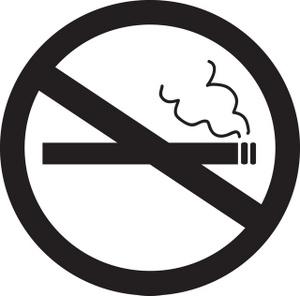 No Smoking clipart non No Smoking Clipart Clipart Smoking