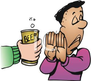 Alcohol clipart cartoon Us Peer Peer pressure Pressure!