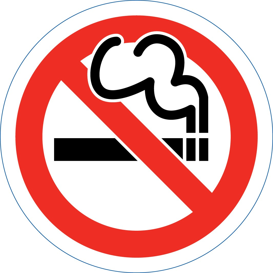 No Smoking clipart please Art Clipart Free NO