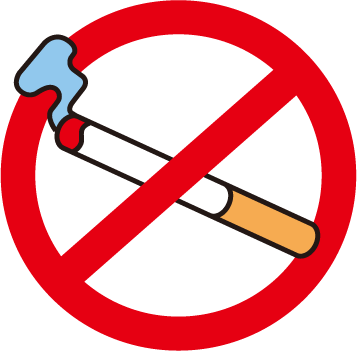 No Smoking clipart please Hospital to Health University Japan