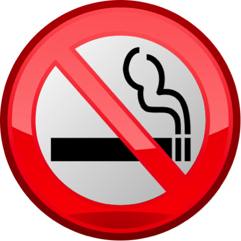 No Smoking clipart caricature Contains over A Green Quality