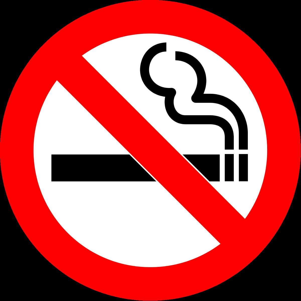 No Smoking clipart public health Wikipedia ban Smoking