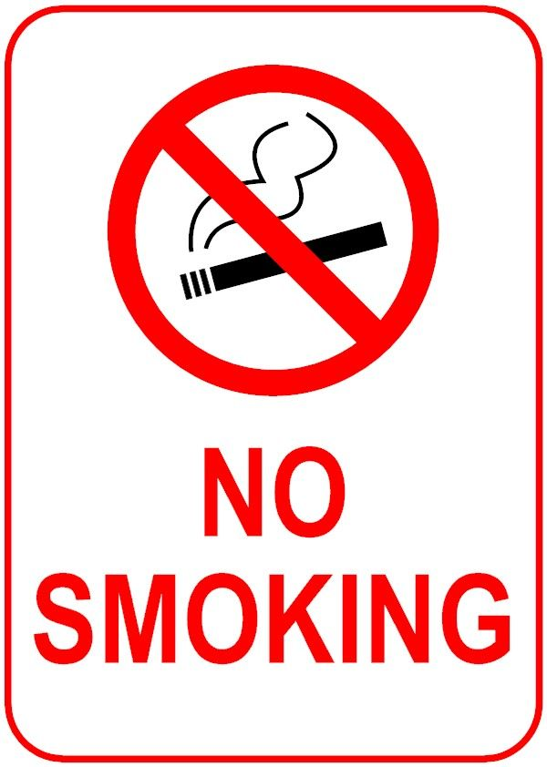 No Smoking clipart quit smoking Smoking Allowed! you about cognitive