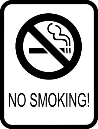 Smoking clipart train smoke Rubber Collection QUIT smoking No