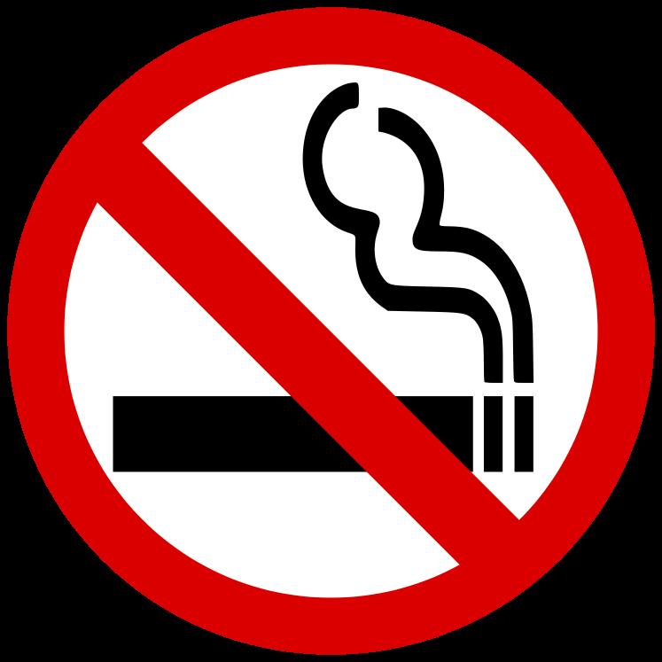 No Smoking clipart smoker No No  Clip Smoking