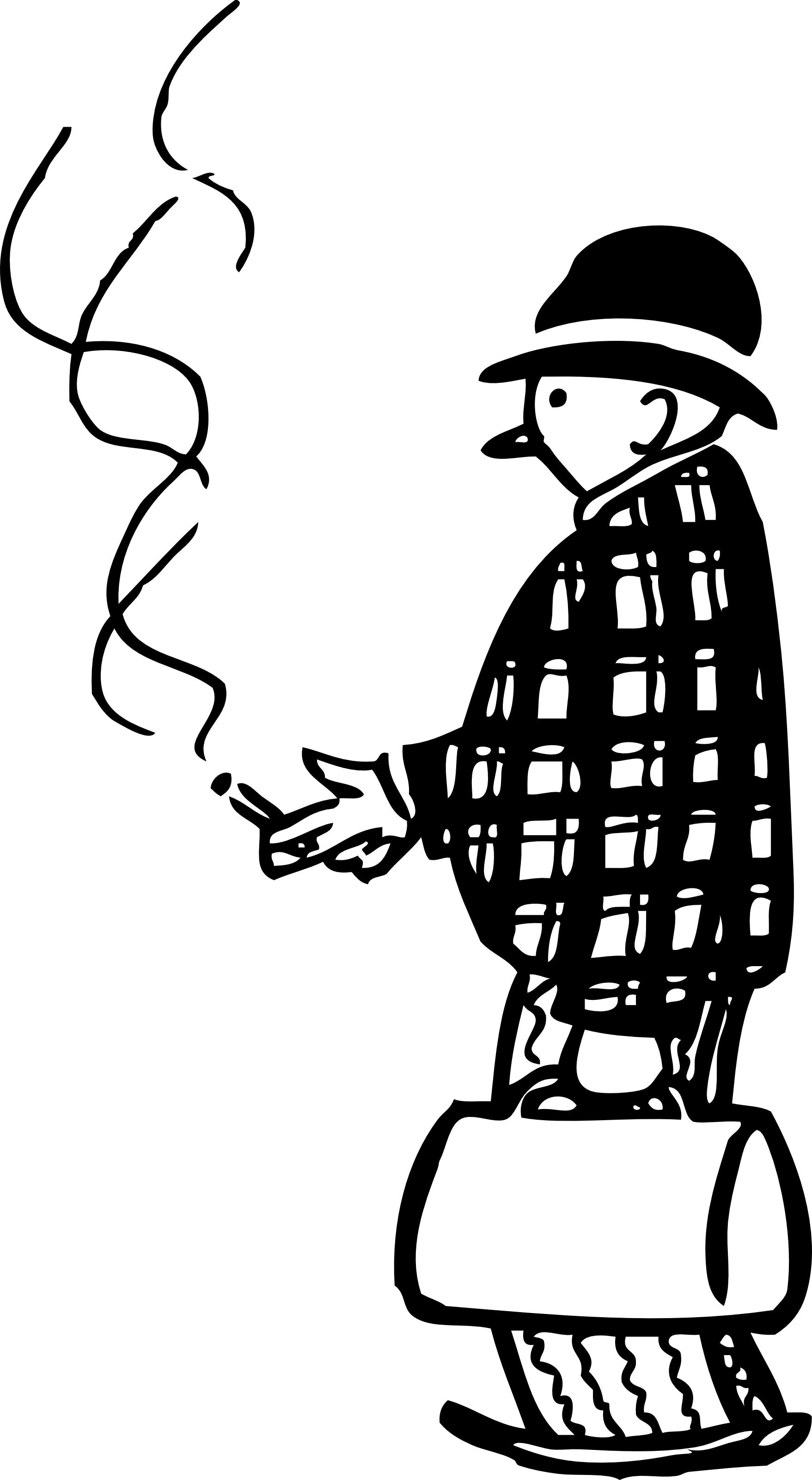 Cigar clipart puff smoke  No clipart clipart clipartfest