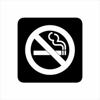 No Smoking clipart someone No Free Graphics and no