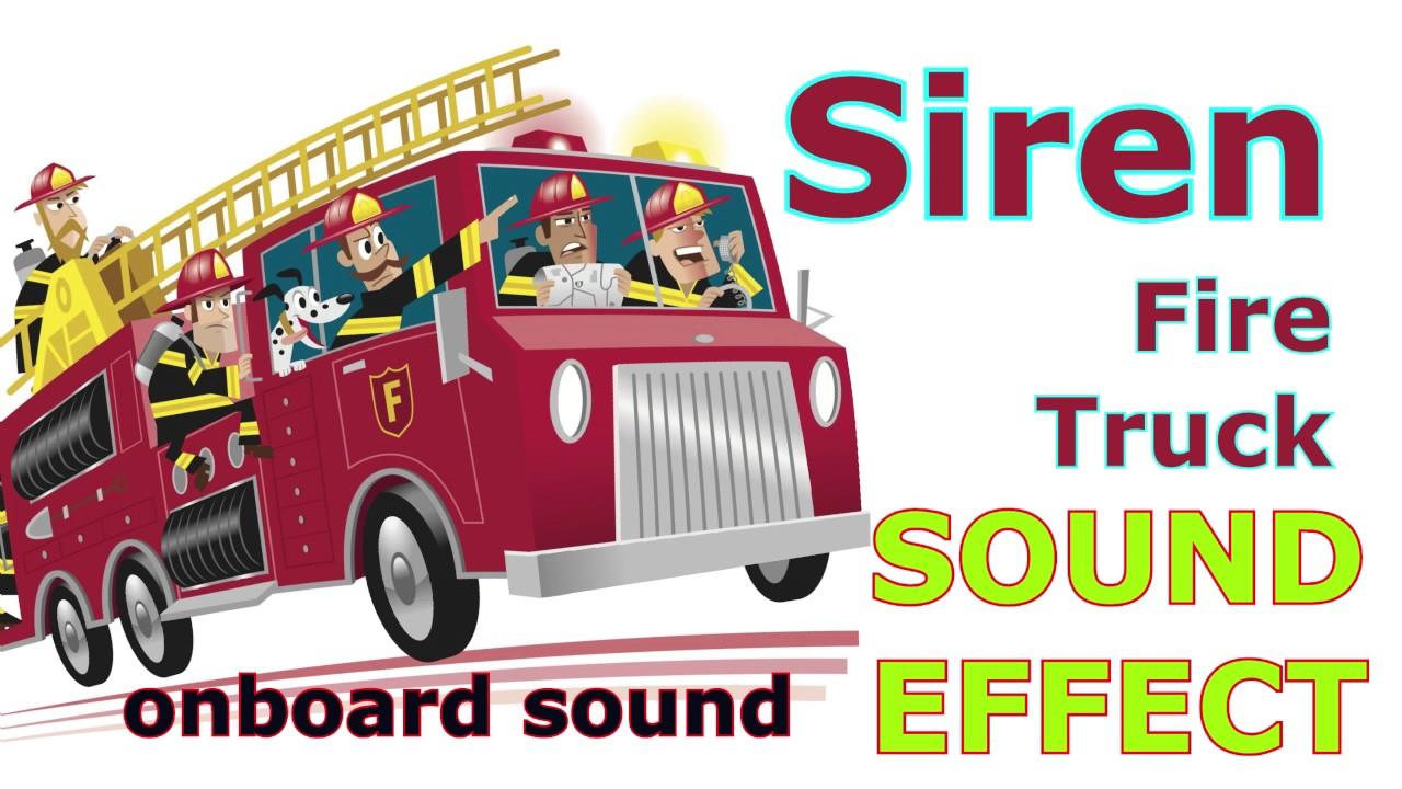 Noise clipart ambulance Onboard SIREN Fire SOUND Fire