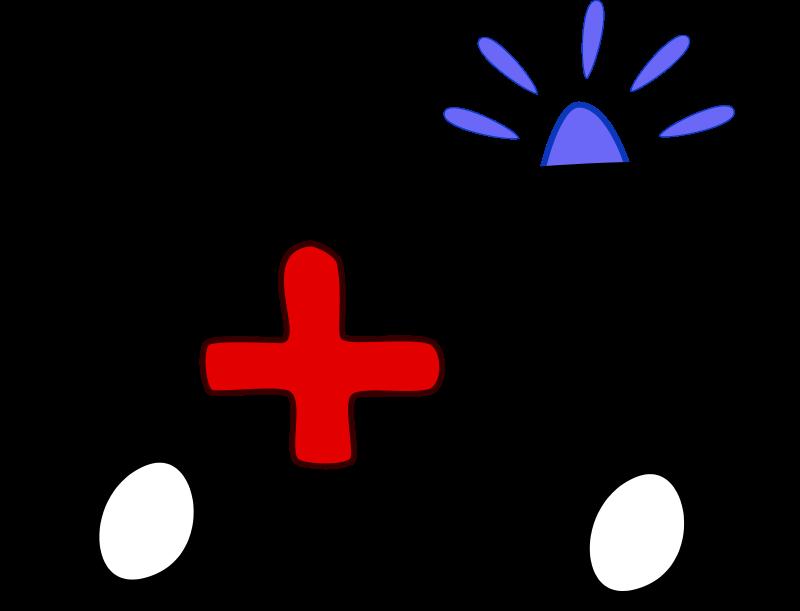 Noise clipart ambulance Ambulance Lance Download Art Clip
