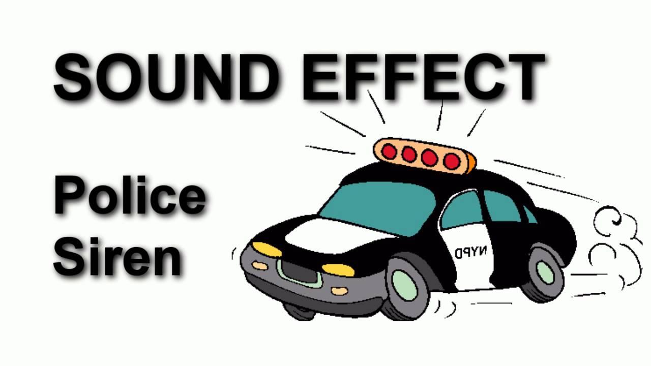 Noise clipart ambulance 2 No Police Sound Police