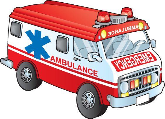 Noise clipart ambulance ART CLIP about and AMBULANCE
