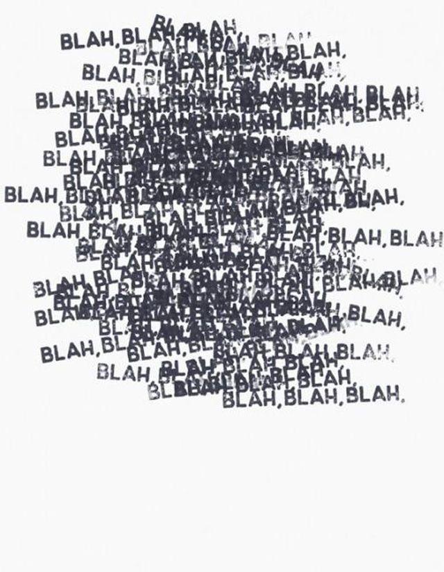 Noise clipart blah blah Images Noise Extrovert best on