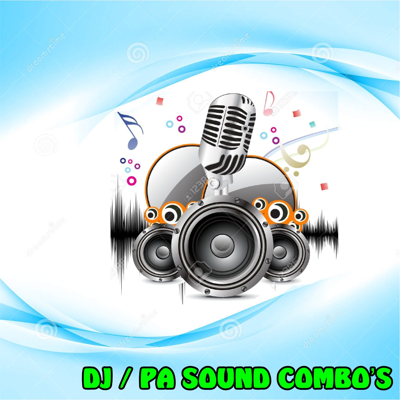 Speakers clipart light sound  GRAVITY SOUND COMBO FOR