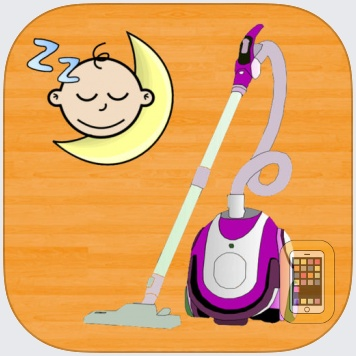 Noise clipart cleaning service Baby Sleep Vacuum for baby