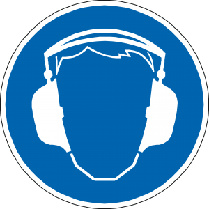 Noise clipart ear sound Best Shooting rating reduction Ear