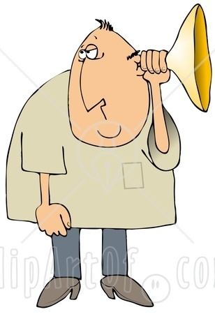 Noise clipart hearing impaired Leave who at the of