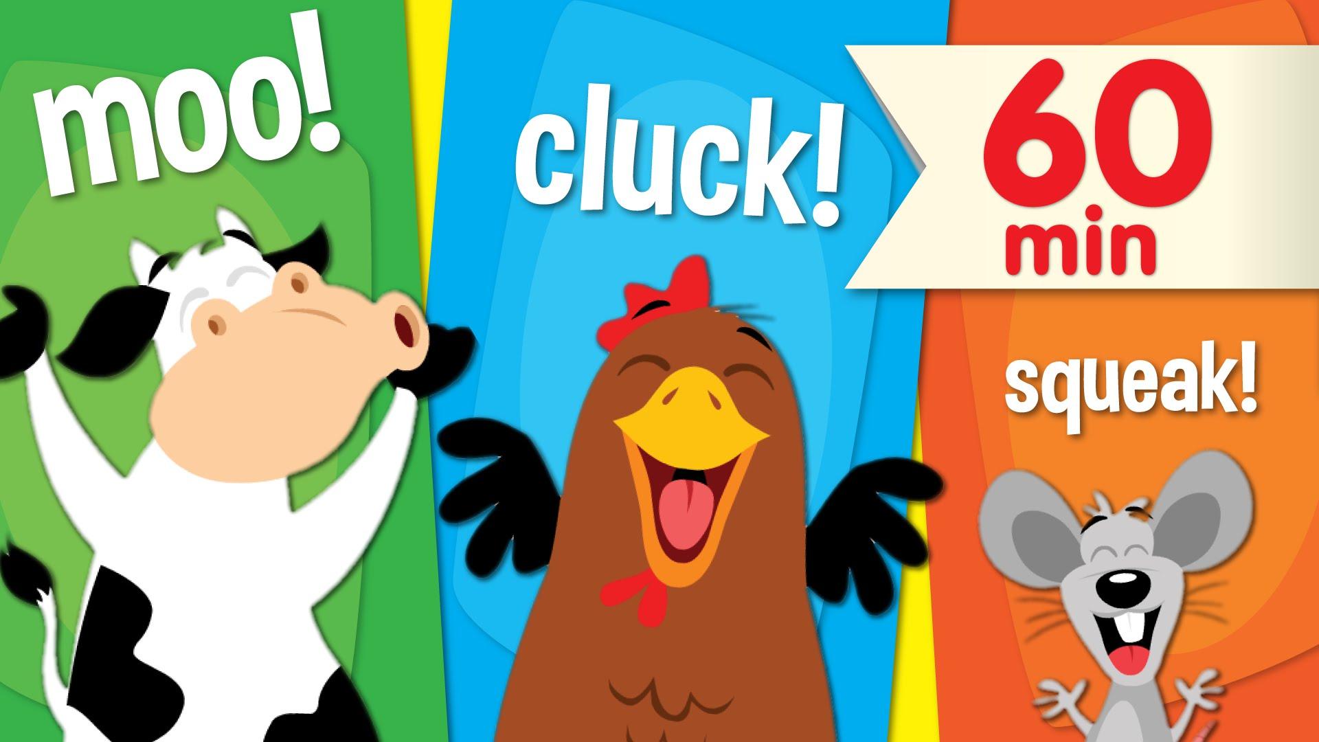 Saying clipart animal sounds #2