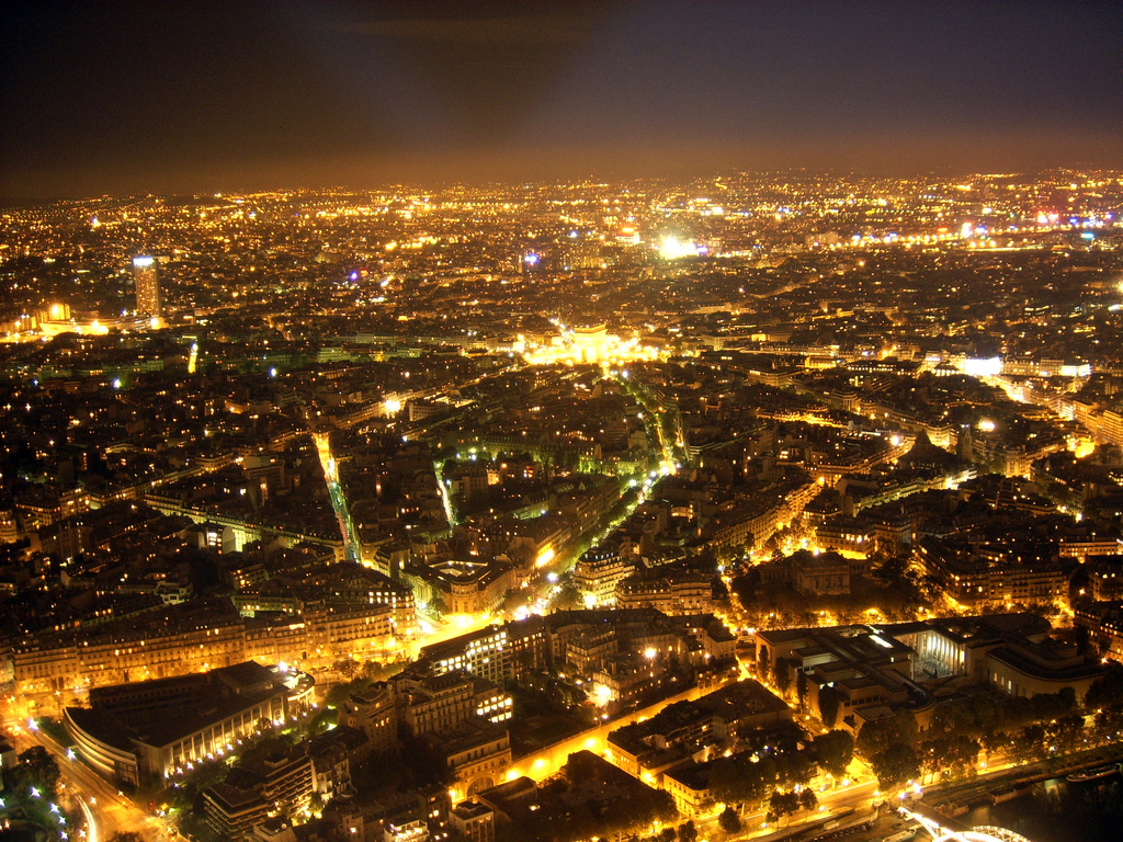 Noise clipart light pollution Pollution  by vida Prezi