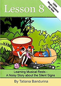 Noise clipart music lesson Lesson Kids: Learning 8