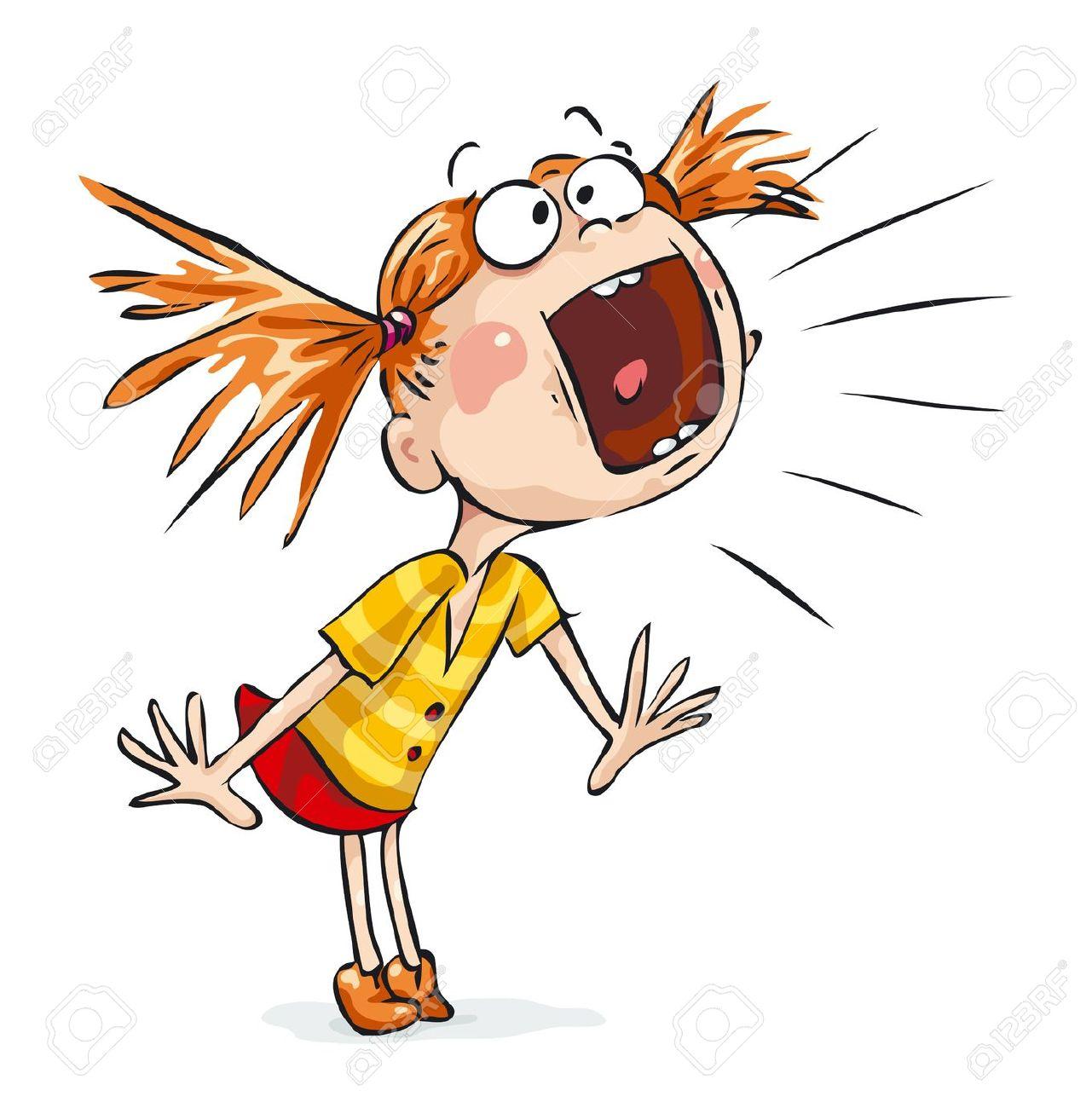 Noise clipart noisy child Cliparts Loud Loud Clipart Female