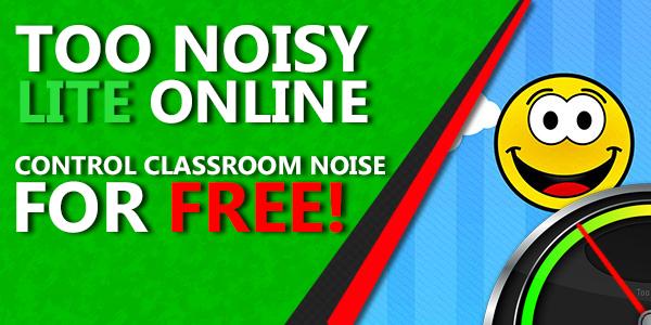 Noise clipart noisy classroom Online Noisy Too (Free Classroom