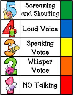 Noise clipart noisy classroom Monitor Pinterest level noise i