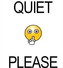Noise clipart quiet please Quiet Please Free Quiet Be