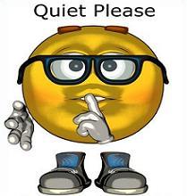 Noise clipart quiet please Be Quiet Clipart Clipart Be