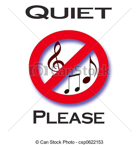 Noise clipart quiet please Please music Quiet and Art