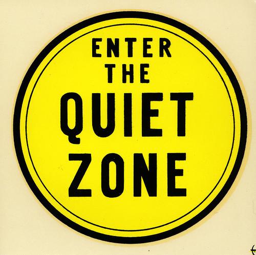 Noise clipart quiet zone For Shhh Gallery > Quiet