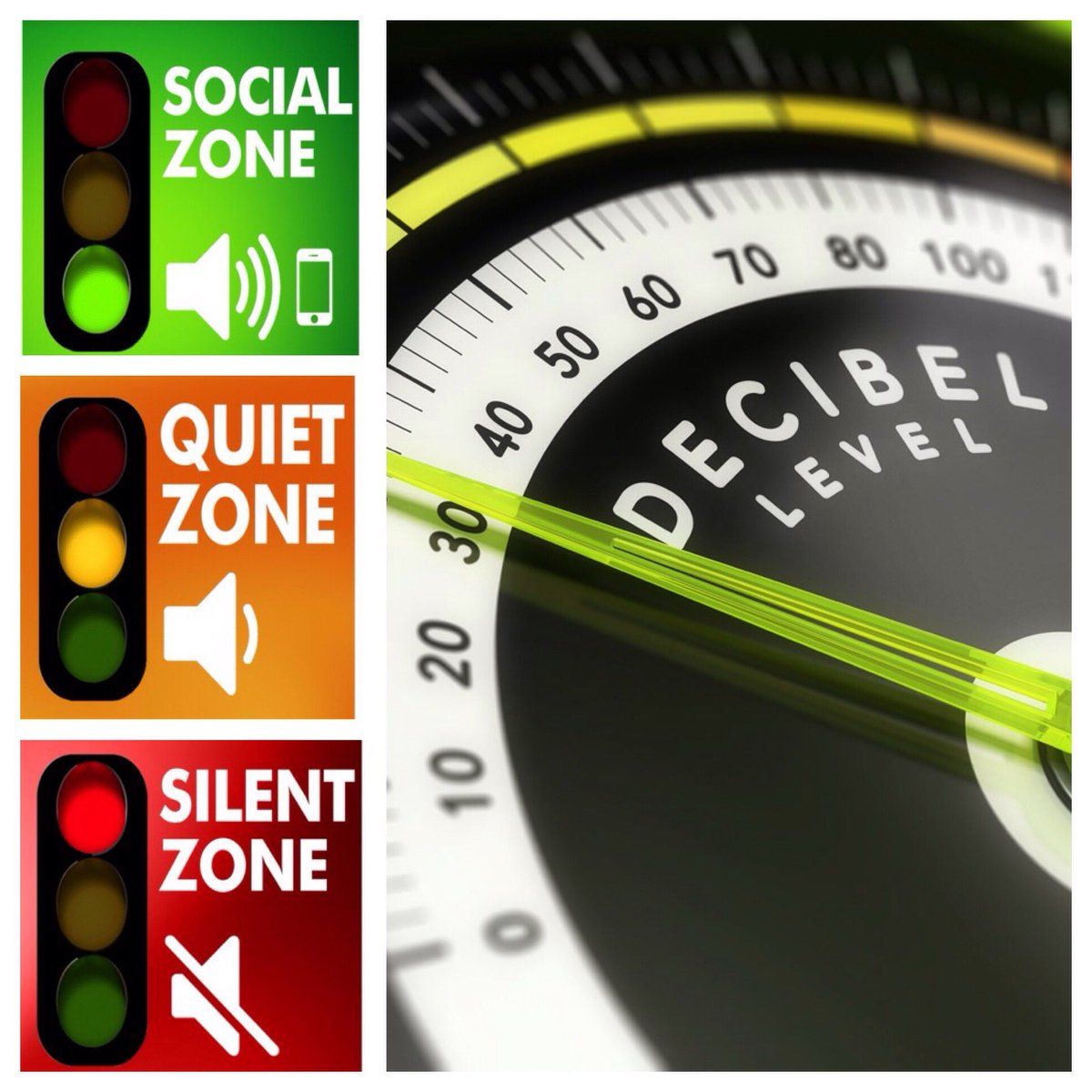 Noise clipart quiet zone Exceed levels Operation please can
