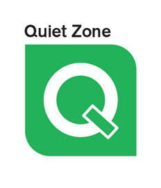 Noise clipart quiet zone The Zone to the Quiet