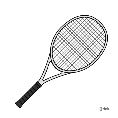 Noise clipart racket And Clipart clipart racket tennis