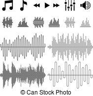 Noise clipart rhythm Sound icons Clip Art of