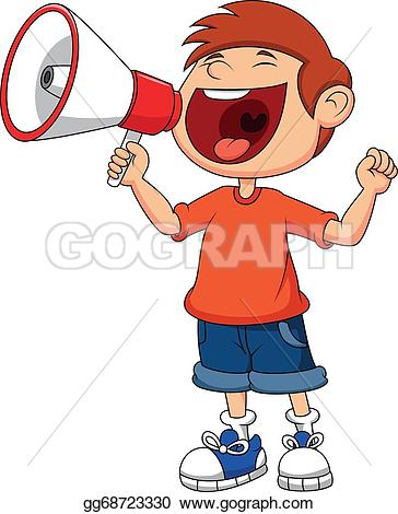 Noise clipart shouting Yelling · Free Clip GoGraph