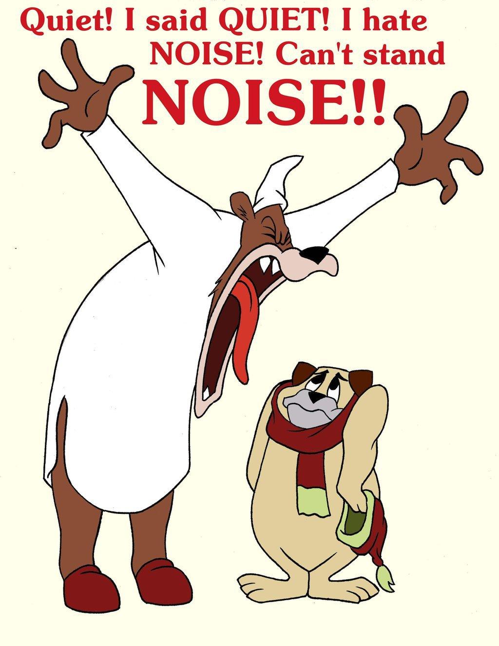 Noise clipart shouting Kingdom Noise Overcoming Noise Christ's